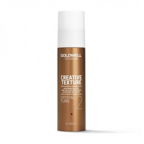Текстуриращи продукти/Goldwell Texture - Гел-вакса за красиви къдрици /Goldwell StyleSign Creative Texture Crystal Turn 100мл