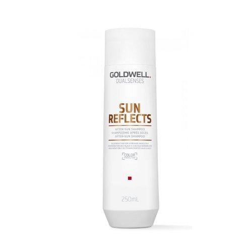Регенериращ шампоан за изтощена от слънцето коса Goldwell Sun Refects 250ml