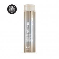 Безсулфатен озаряващ шампоан за руса коса Joico Blonde Life Brightening Shampoo 300ml