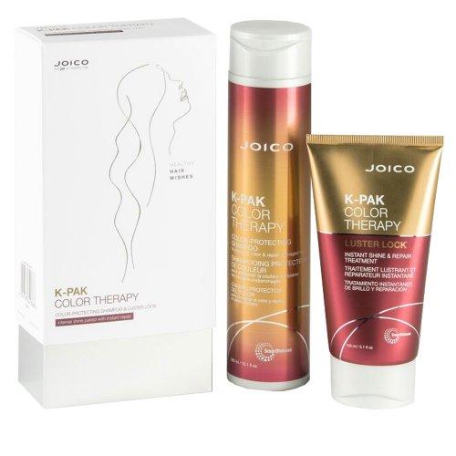 Коледен комплект за изтощена коса Joico K-PAK Color Therapy Set