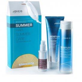 Комплект за интензивна хидратация на суха коса с УВ защита Joico Moisture Recovery
