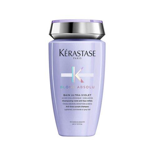 Шампоан за неутрализиране на нежеланите оттенъци Kerastase Blond Absolu