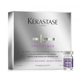 Интензивно лечение против пърхот Kérastase Specifique Anti-Recidive Treatment 12x6мл.