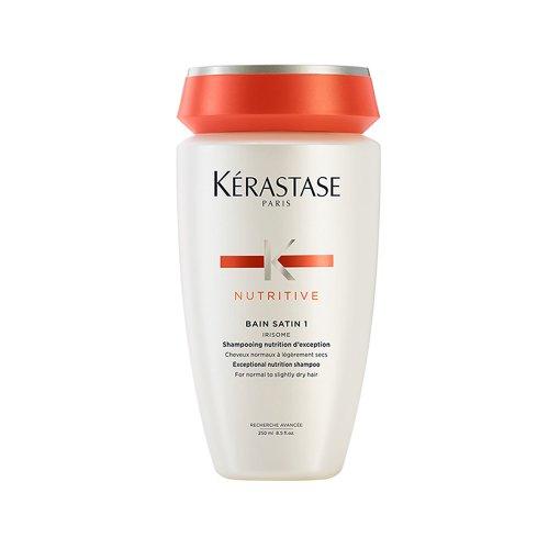 Шампоан за нормална до суха коса - Kerastase Bain Satin 1 Irisome 250ml