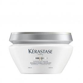 Успокояваща маска за чувствителен скалп  Kérastase Masque Hydra Apaisant  Dermo-Calm 200ml