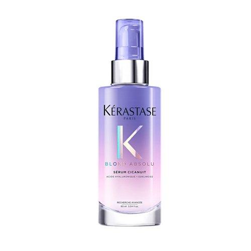 Възстановяващ нощен серум за руса коса Kerastase Blond Absolu Serum Cicanuit 90ml