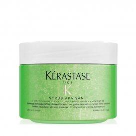 Успокояващ ексфолиант шампоан за всеки тип коса Kerastase Fusio Scrab Apaisant 325g
