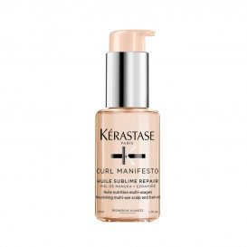 Подхранващо масло за коса и скалп Kerstase Curl Manifesto Huile Sublime Repair Oil 50ml