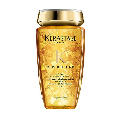 Шампоан за блясък с натурални масла Kerastase Le Bain Elixir Ultime 250мл.