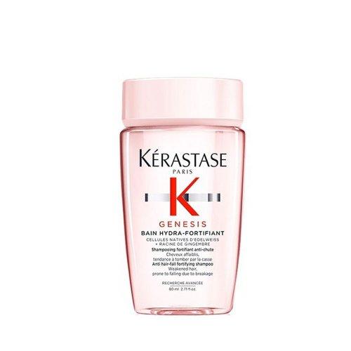 Хидратиращ шампоан за склонна към накъсване фина коса Kerastase Genesis 80ml
