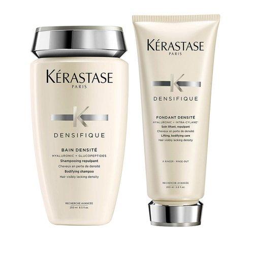 Комплект за уплътняване на косата шампоан и балсам kerastase denisifique