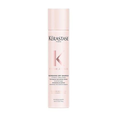 Сух шампоан за всеки тип коса Kerastase Fresh Affair Refreshing Dry Shampoo 233ml