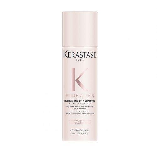 Сух шампоан за всеки тип коса Kerastase Fresh Affair Refreshing Dry Shampoo 53ml