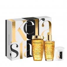 Комплект Грижа с масла за всеки тип коса Kerastase Elixir
