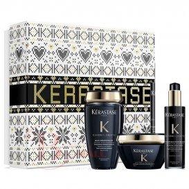 Коледен комплект за всеки тип коса Kerastase Chronologiste