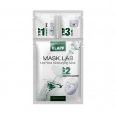Хидратираща терапия с алое вера Klapp Mask Lab Aloe Vera