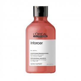 Шампоан за склонна към накъсване коса  LOréal Professionnel B6+ Biotin  Inforcer shampoo 300 мл.