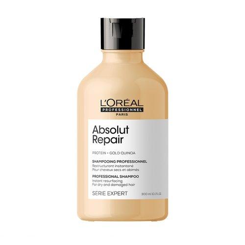 Шампоан за изтощена коса с киноа Loreal Professionel Absolute Repair shampoo 300ml