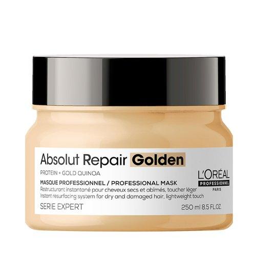 Маска за изтощена коса с киноа Loreal Professionel Absolute Repair masque 250 ml
