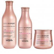 Комплект за боядисана коса / LOreal Professionnel Vitamino color
