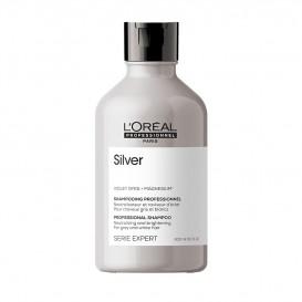 Матиращ шампоан / LOreal Professionnel Silver Shampoo 300мл