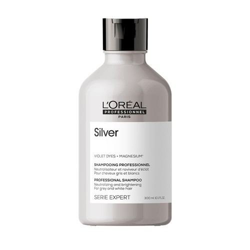 Матиращ шампоан LOreal Professionnel Silver Shampoo 300мл
