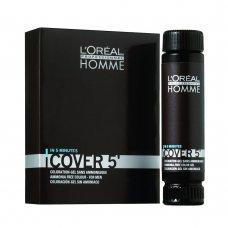 Боя за коса за мъже - безамонячна / Homme Covers 5 50ml