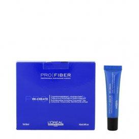 Възстановяващ концентрат за увредени коси Re-create prfiber 15 ml