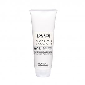 Натурална маска за блясък / Loreal Source essentielle 250 мл