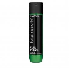 Балсам за къдрава и непокорна коса Matrix Total Results Curl Please conditioner 300ml.