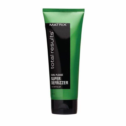 Гел за коса със силна фиксация Matrix TR Curl Please Super Defrizer