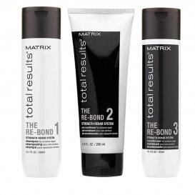 Комплект за силно възстановяване на косата Matrix Re-Bond