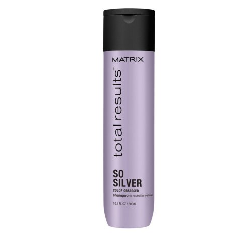 Матиращ шампоан Matrix TR Color Obsessed So Silver 300ml.