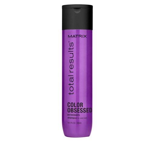 Шампоан за боядисана коса Matrix Total Results Color Obsessed shampoo 300 ml