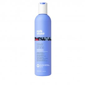 Шампоан за матиране на руса или бяла коса / MilkShake Silver Shine Shampoo 300мл.