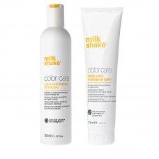 Комплект Шампоан и Маска за боядисана коса / MilkShake Color Maintainer