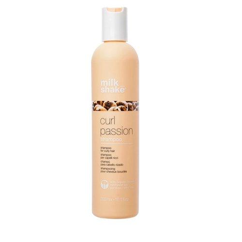 Безсулфатен хидратиращ шампоан за къдрава коса MilkShake Curl 300ml