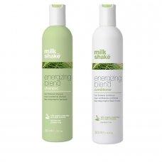 Комплект за фина и изтъняла коса MilkShake Energizing Blend