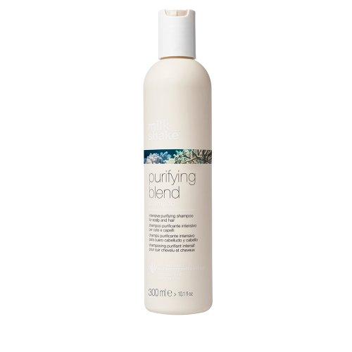 Интензивен пречистващ шампоан за скалп и коса MilkShake Purifying Blend Shampoo 300ml.