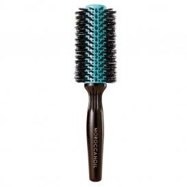 Четка за изсушаване с естествен глигански косъм Moroccanoil Round Brush 35мм