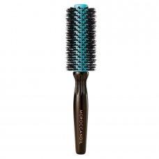 Четка за изсушаване с естествен глигански косъм Moroccanoil Round Brush 25мм