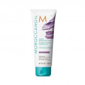 Оцветяваща маска цвят лилав Moroccanoil Color Depositing Mask Lilac 200ml