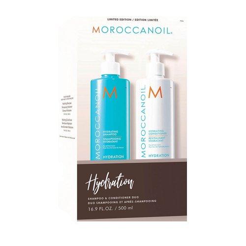 Комплект за хидратация Moroccanoil Hydration 2x500ml