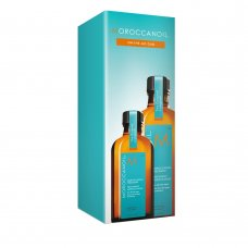 Комплект арганово масло за всеки тип коса 100мл+25мл Moroccanoil Trave Ready Duo