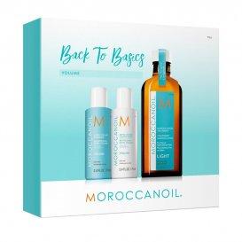 Коледен Комплект за обем с олио Moroccanoil Volume