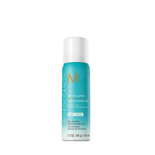 Сух шампоан за светла коса Morrocanoil dry shampoo 65ml