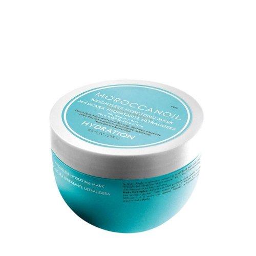 Хидратираща маска за тънка коса Moroccanoil Weightless Hydrating Mask 250 мл.