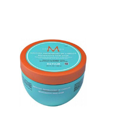 Маска възстановяване на изтощена коса Moroccanoil Restorative Mask 500 мл.