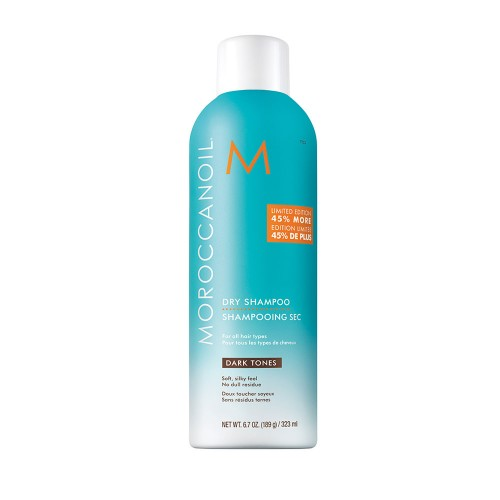 Сух шампоан за тъмна коса Moroccan oil dry shampoo 300ml