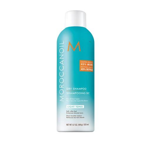 Сух шампоан за светла коса Moroccanoil Dry Shampoo 300 ml